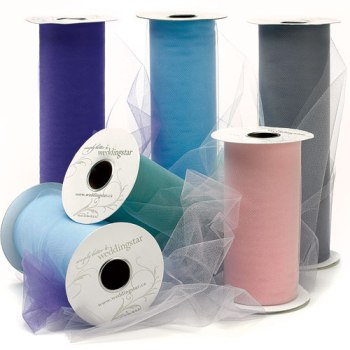 Wedding Tulle Roll Accessory