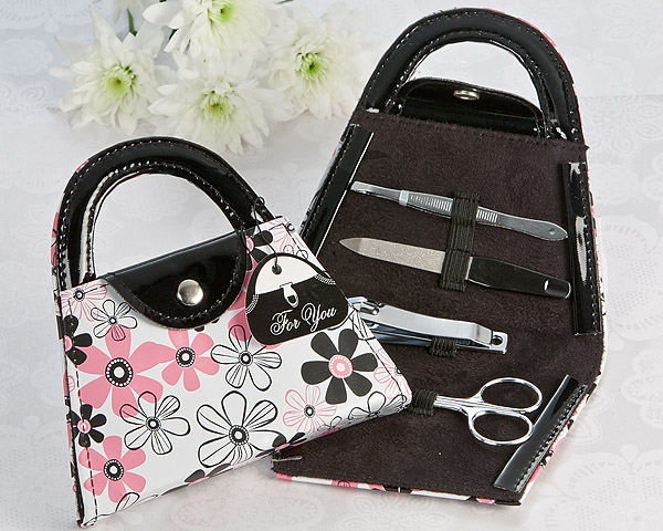 Perfectly Polished Purse Manicure Set