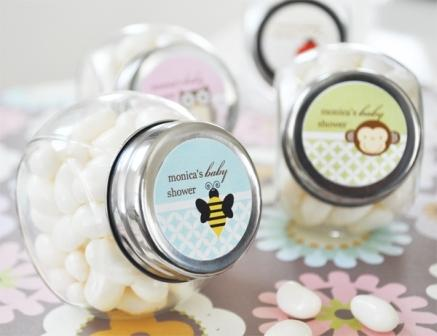 Baby Animal Candy Jars