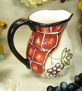 Pitcher Wine Cheese Design