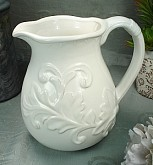 Pitcher Deco Platinum Design