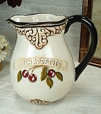 Pitcher Antipasto Design