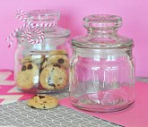 DIY Mini Cookie Favor Jars