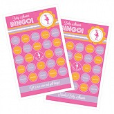 She's Going to Pop Pink Bingo (set of 16)