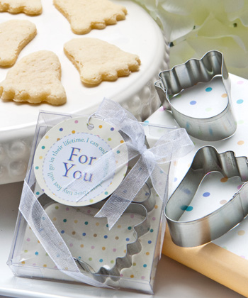 BABY FEET COOKIE CUTTERS