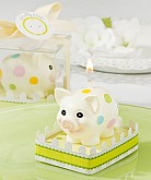 This Little Piggy Candles