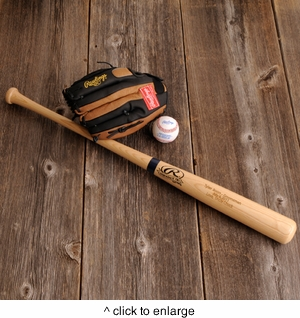 "Personalized Rawlings ""Big Stick"" Baseball Bat"