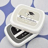 """""""Hats off to You"""" Graduation Mint Tins"""