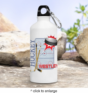 Hockey Water Bottle