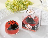 """Cute as a Bug"" Ladybug Tea Light (Set of 4)"