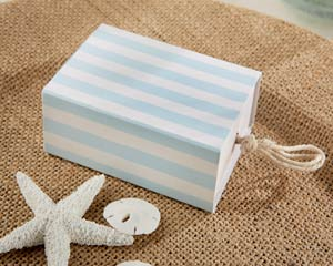 """BEACH TREASURES"" FAVOR BOXES (SET OF 24)"