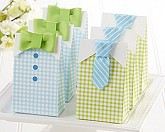 """MY LITTLE MAN"" CANDY BAGS - SET OF 24 ASSORTED"