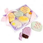 Easter Brownie Gift Box of 6