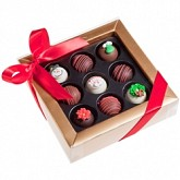 Christmas Fluffles Giftbox of 9