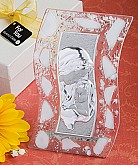 Murano Glass Collection Madonna And Child Plaque