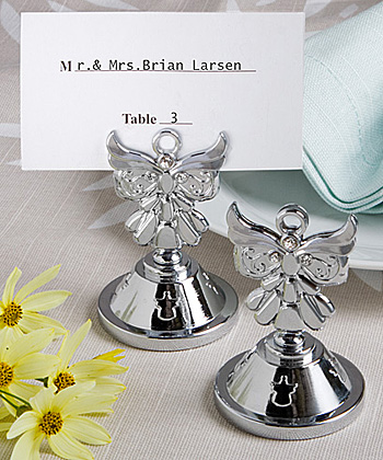 Shining Angel Placecard Holder