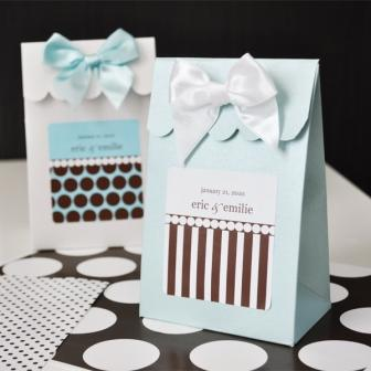Sweet Shoppe Candy Boxes - Dots and Stripes