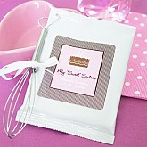Sweet Sixteen (or 15) Personalized Hot Cappuccino + Optional Heart Whisk