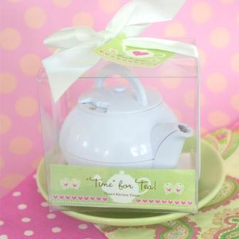 """Time for Tea"" Teapot Timer"