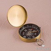 Adventurers' Compass Favors Set of Six