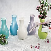MINI DECORATOR WEDDING FAVOR VASES