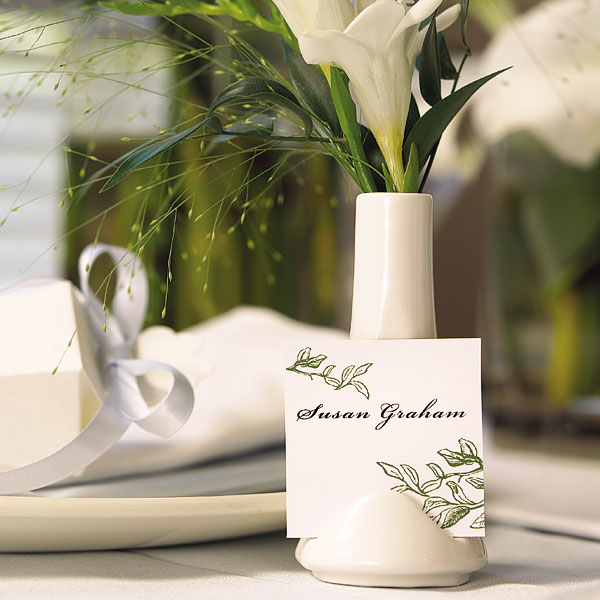 Mini Vase & Place Card Holders (pkgs. of 6)