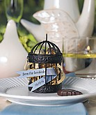 Miniature Classic Round Decorative Birdcages (pkgs of 4)